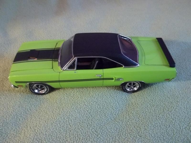 1970 Plymouth GTX Monogram 1/24 01910