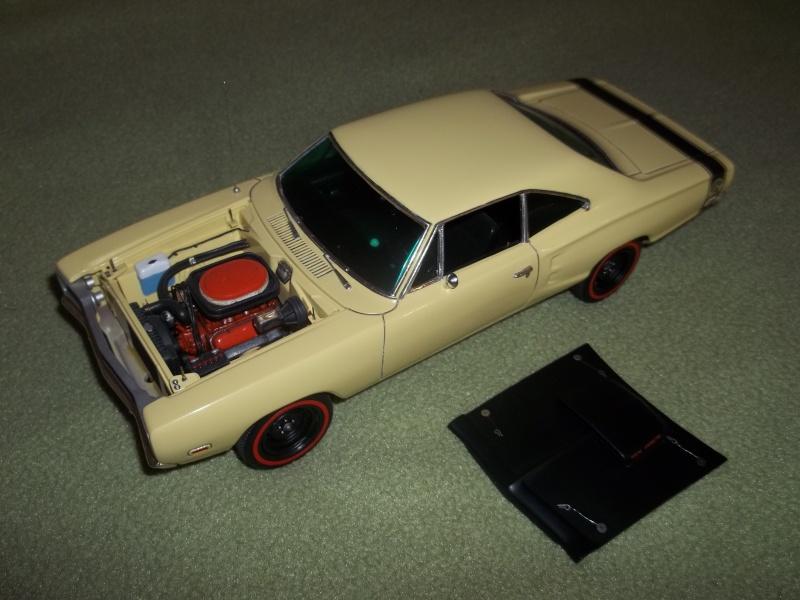 1969 Dodge Super Bee Monogram 1/24 01915