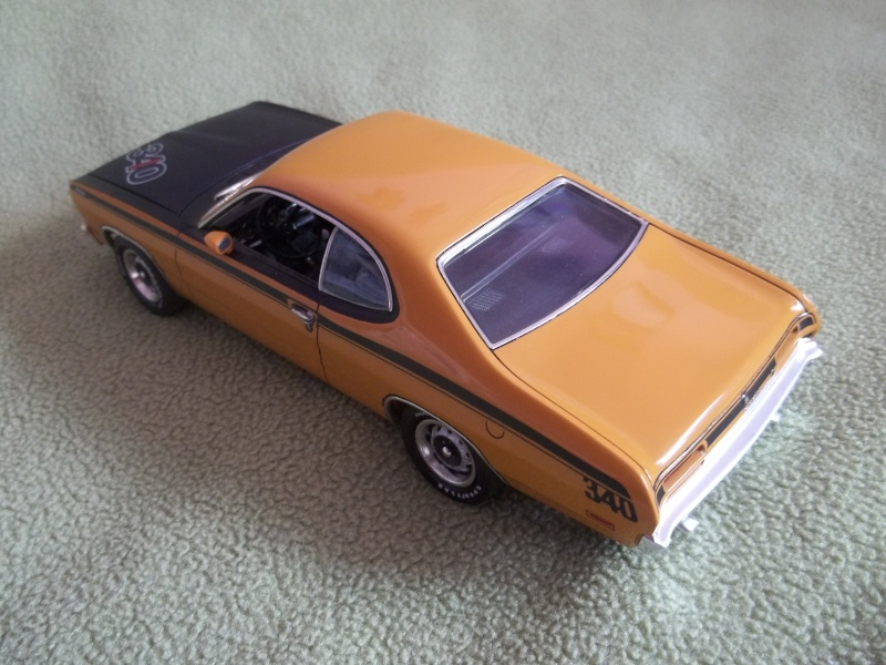 1971 Plymouth Duster 340 AMT 1/25 02110