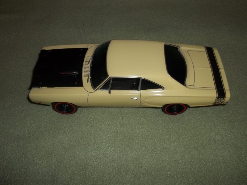 1969 Dodge Super Bee Monogram 1/24 02114