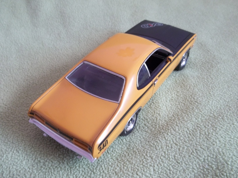 1971 Plymouth Duster 340 AMT 1/25 02310