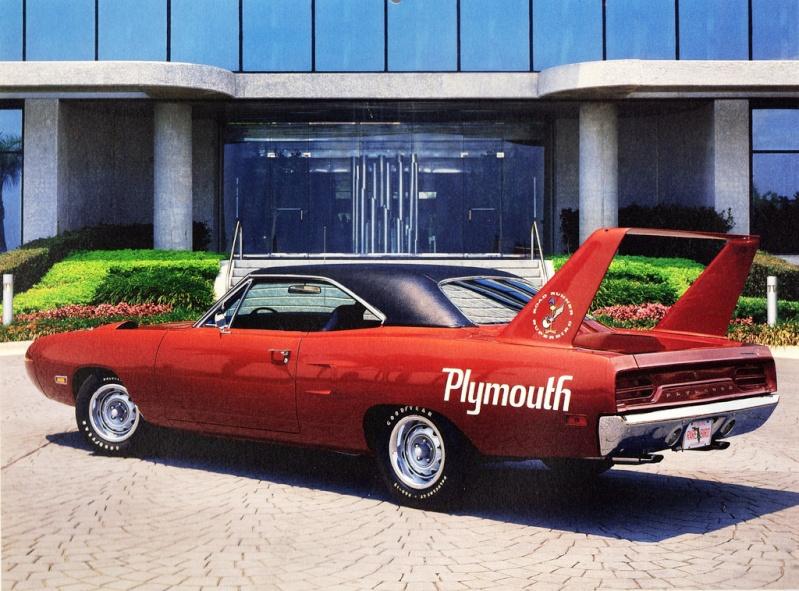 1970 Plymouth Superbird de Monogram WIP 70_sup10