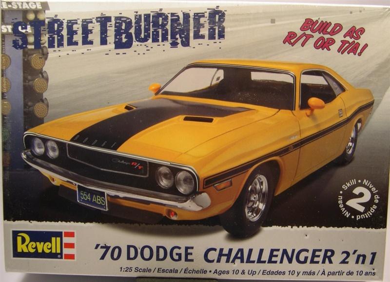 AMT '70 Challenger R/T en restoration... 85-42110