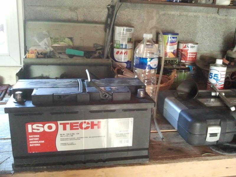 Batterie  2015-012