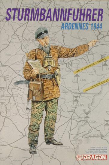 Sturmbannführer Ardennes 1944 - Dragon 1602 - 1/16 - Huile Dragon10
