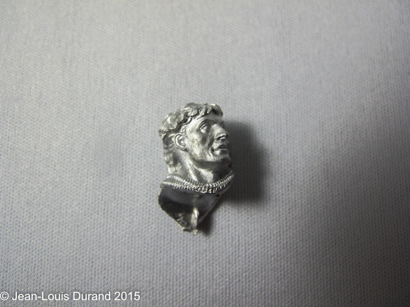 Frederic II de Souabe - Pegaso ref. 90-011 - 90mm - Huile Frydyr16