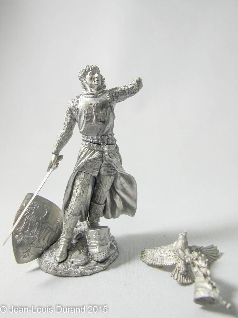 Frederic II de Souabe - Pegaso ref. 90-011 - 90mm - Huile Frydyr19