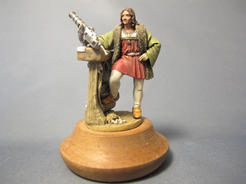 Cristobal Colon, 1492 - F.M. BENEITO - 60mm - Huile Img_6319