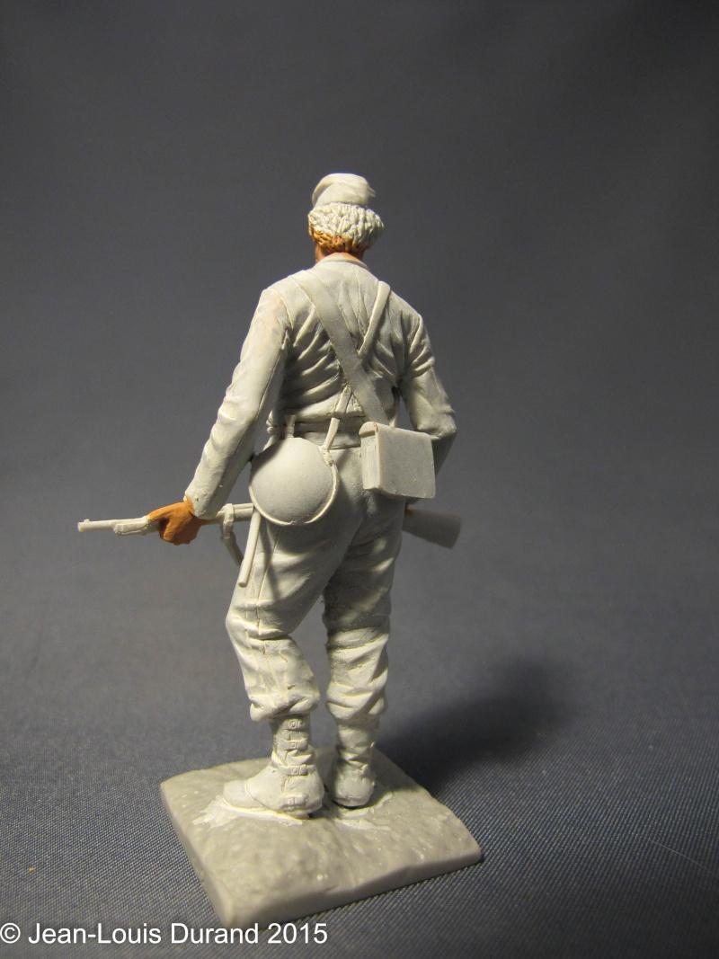 Soldat confédéré - GRX Diffusion - 75mm - Acrylique Img_6415