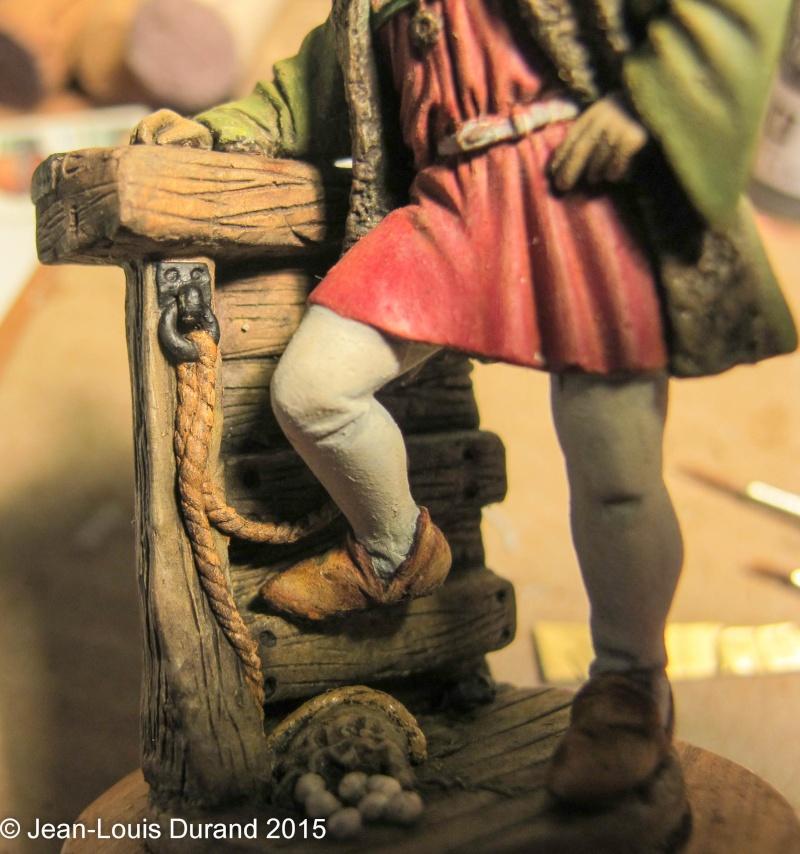 Cristobal Colon, 1492 - F.M. BENEITO - 60mm - Huile Img_6533