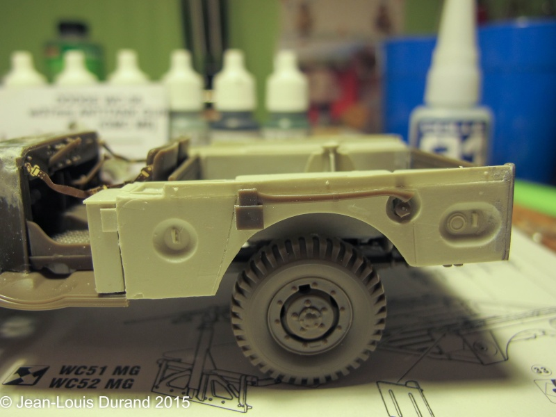 "GMC M6 ""Fargo"" Canon de 37 mm - Conversion AZIMUT sur base SKYBOW - 1/35 - Page 2 Img_6638"