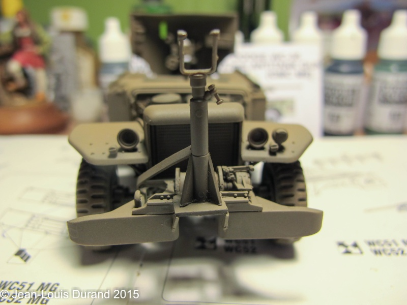 "GMC M6 ""Fargo"" Canon de 37 mm - Conversion AZIMUT sur base SKYBOW - 1/35 - Page 2 Img_6649"