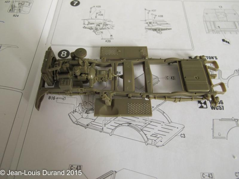 Dodge WC56 - Légion Etrangère, Algérie 1950 - Skybow AF35S16 + figurines Légion Etrangère AC MODELS ACM35009 - 1/35 Img_6664