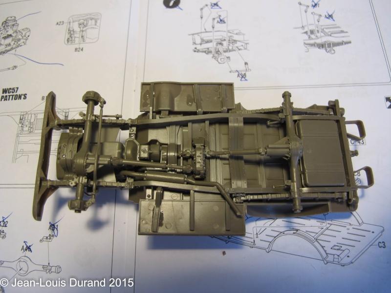 Dodge WC56 - Légion Etrangère, Algérie 1950 - Skybow AF35S16 + figurines Légion Etrangère AC MODELS ACM35009 - 1/35 Img_6666