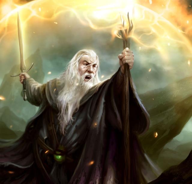 De Gandalf à Qadehar en passant par tout leurs compagnons. Les Praticiens des Arts Occultes. Gome-g10