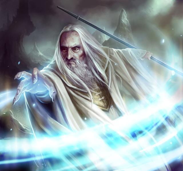 De Gandalf à Qadehar en passant par tout leurs compagnons. Les Praticiens des Arts Occultes. Saruma10
