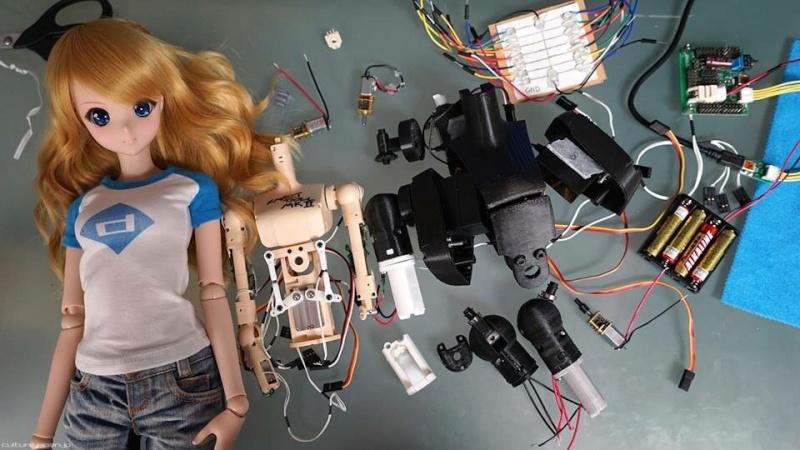 [Smart doll] Smart doll Plus (Mirai Mannequin Machine) - Smartdoll de 120 cm - Page 2 Image10