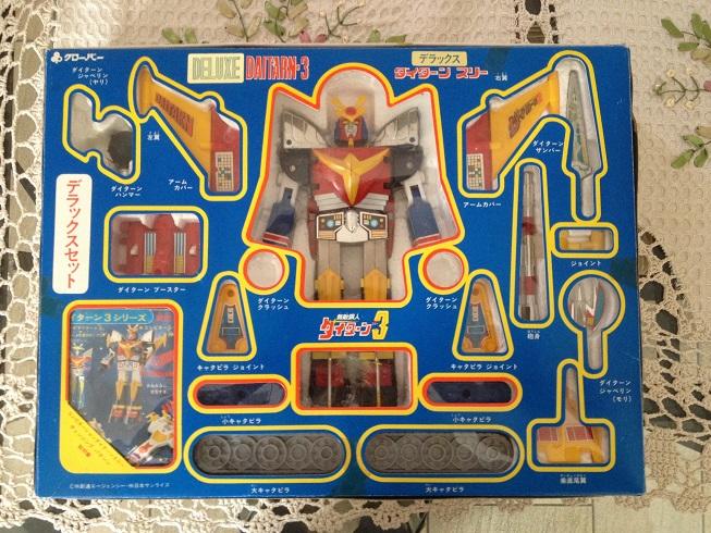 Daitarn 3 DX - Originale Clover MADE IN JAPAN 1a10