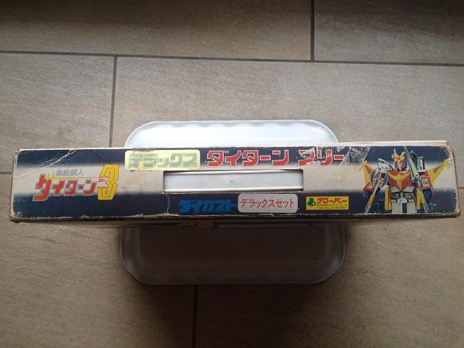 Daitarn 3 DX - Originale Clover MADE IN JAPAN 210