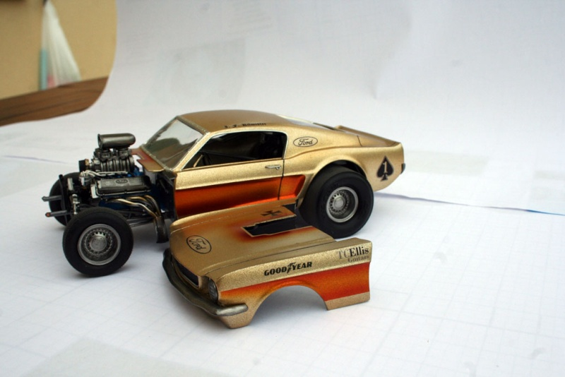 """' 68 Ford Mustang Pro Street """"Ace Of Spades"""" (MPC) [Terminée] - Page 6 1010"""