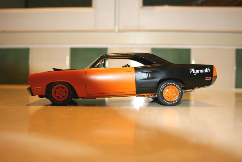 """'70 Plymouth Roadrunner """"Don't Free Wile E."""" (Monogram) [Terminée] 112"""