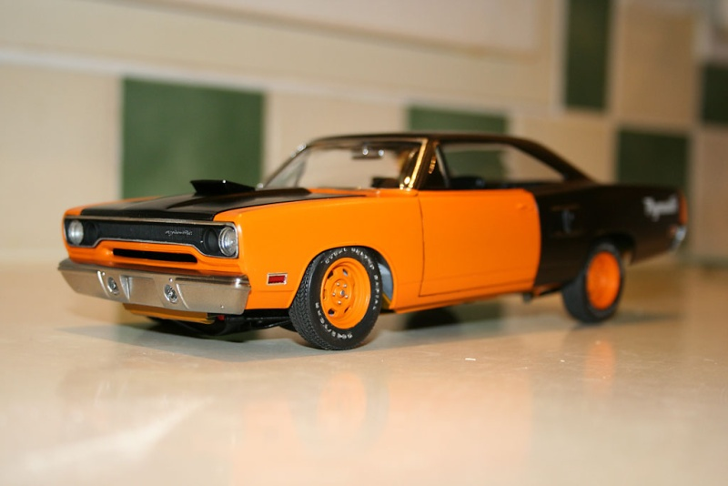 """'70 Plymouth Roadrunner """"Don't Free Wile E."""" (Monogram) [Terminée] 212"""