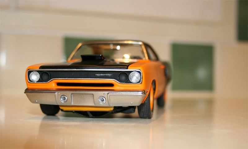 """'70 Plymouth Roadrunner """"Don't Free Wile E."""" (Monogram) [Terminée] 312"""