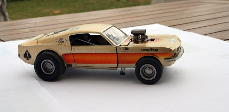 """' 68 Ford Mustang Pro Street """"Ace Of Spades"""" (MPC) [Terminée] - Page 6 411"""