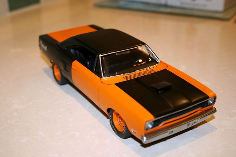 """'70 Plymouth Roadrunner """"Don't Free Wile E."""" (Monogram) [Terminée] 412"""