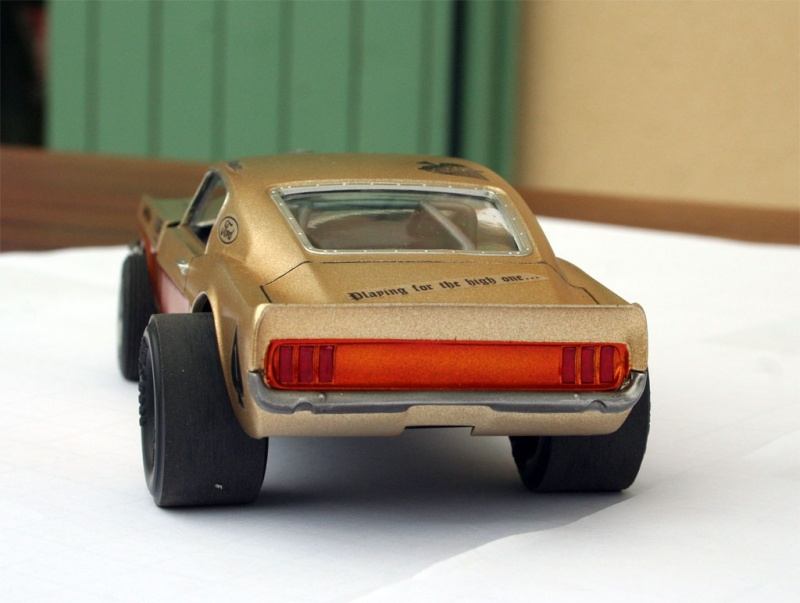 """' 68 Ford Mustang Pro Street """"Ace Of Spades"""" (MPC) [Terminée] - Page 6 611"""