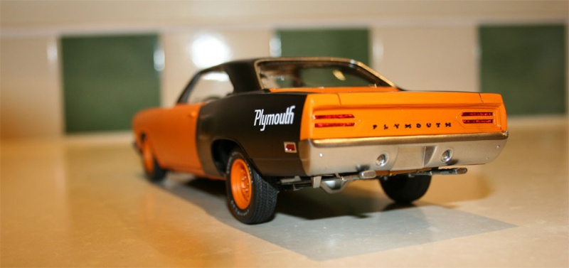 """'70 Plymouth Roadrunner """"Don't Free Wile E."""" (Monogram) [Terminée] 612"""