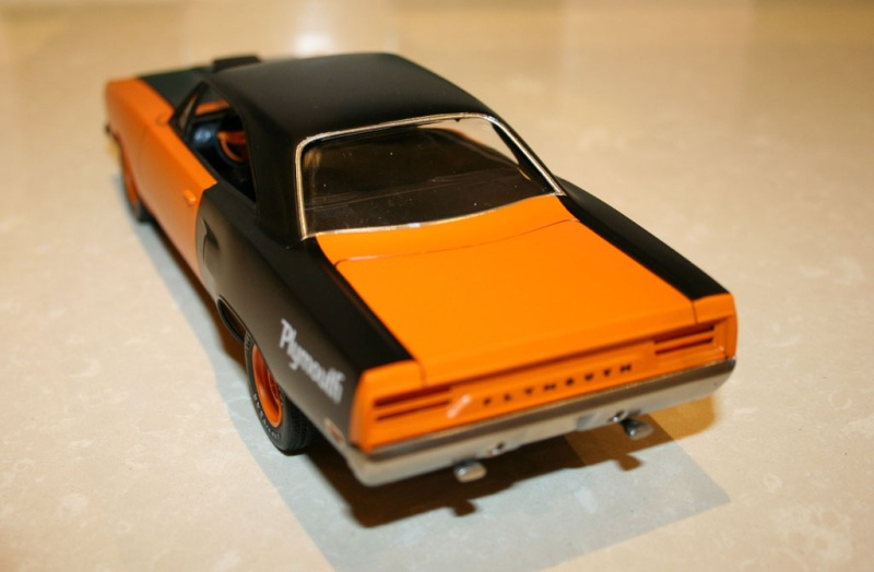 """'70 Plymouth Roadrunner """"Don't Free Wile E."""" (Monogram) [Terminée] 712"""