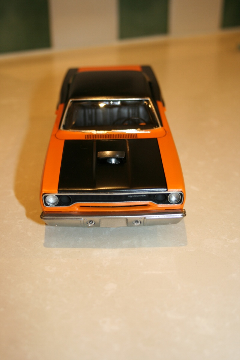 """'70 Plymouth Roadrunner """"Don't Free Wile E."""" (Monogram) [Terminée] 811"""