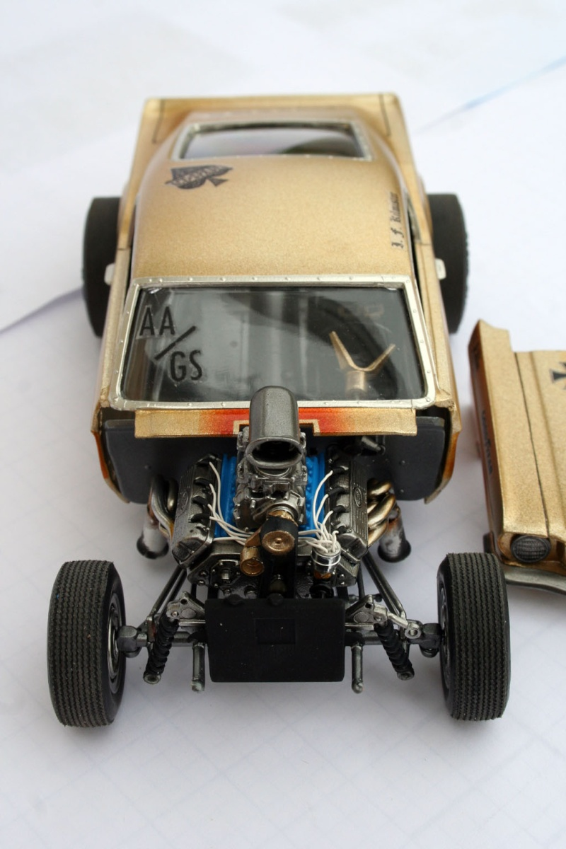 """' 68 Ford Mustang Pro Street """"Ace Of Spades"""" (MPC) [Terminée] - Page 6 910"""