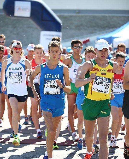 Championnats d'Europe espoirs à Tallinn  2015-013