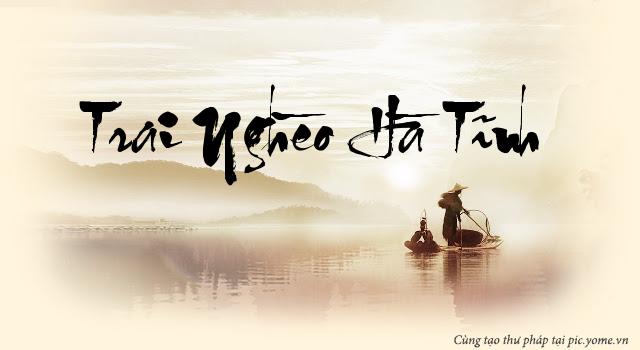Trai Nghèo Hà Tĩnh
