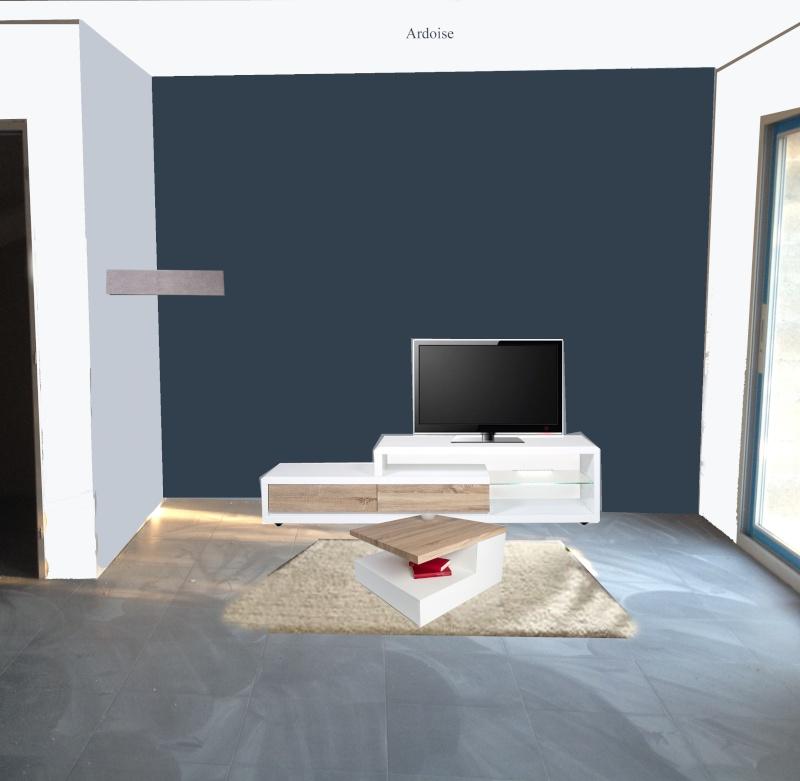 Peinture et meubles salon! Photo_11