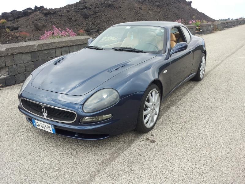 Seconda Maserati in garage 320010