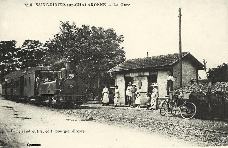 Villes et villages en cartes postales anciennes .. - Page 43 A_chal10