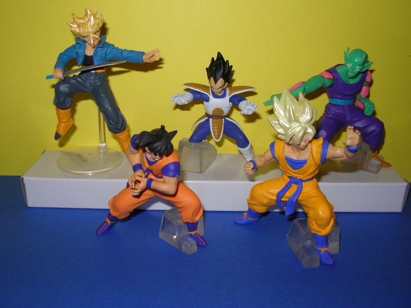 DRAGONBALL Z * DRAGON BALL Z * DBZ * gashapon HG Sany0110