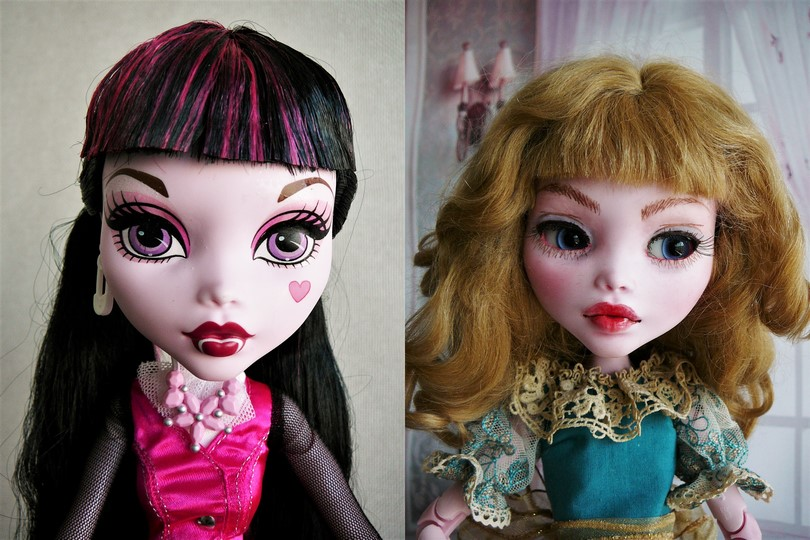 Draculaura géante customisée (Mattel) 05_dra13