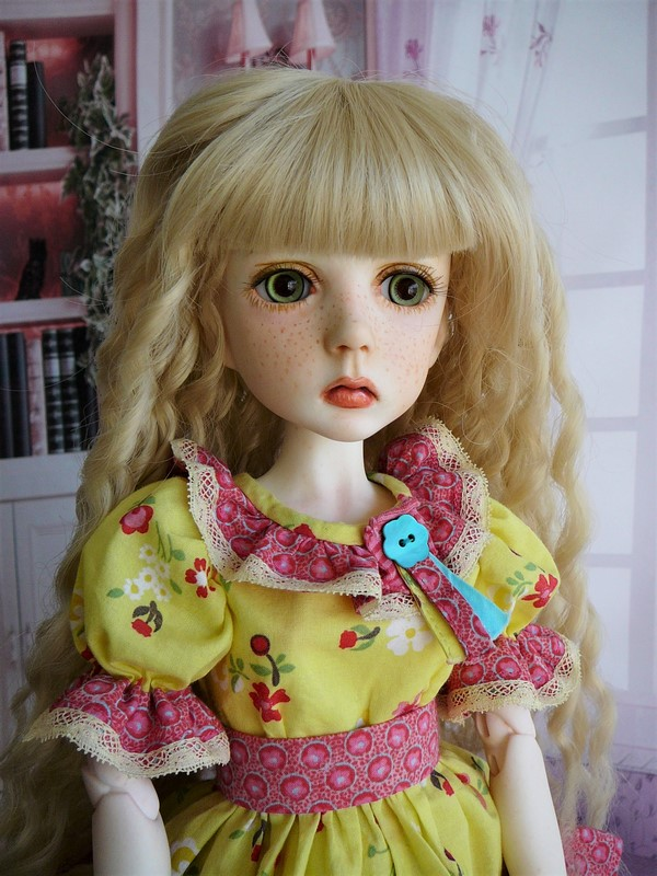THIBA'S BJD : Minifée Fairyland Mika nouvelle arrivée (p.2) 16_min10