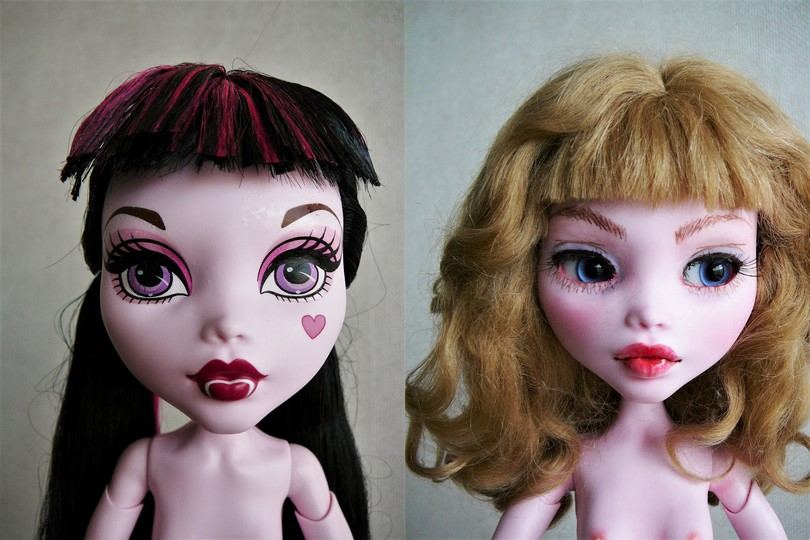 Draculaura géante customisée (Mattel) 18_dra10
