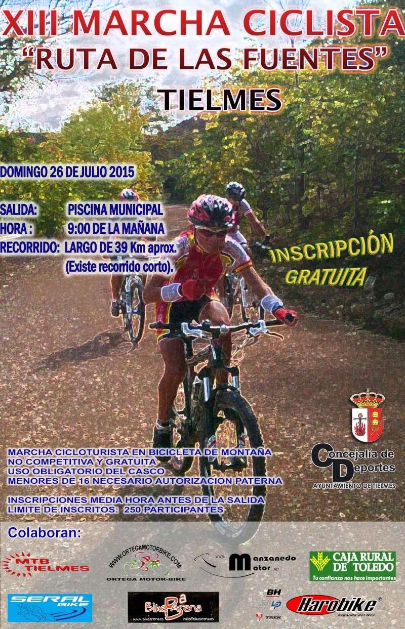 Ruta de las Fuentes 2015 Cartel10