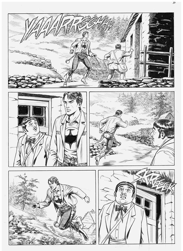 Anteprima tavole e lista delle storie in lavorazione  - Pagina 12 Zagor_17
