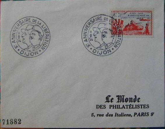 Dijon 1949 1954 1984 Nod-sur-Seine Dijon10