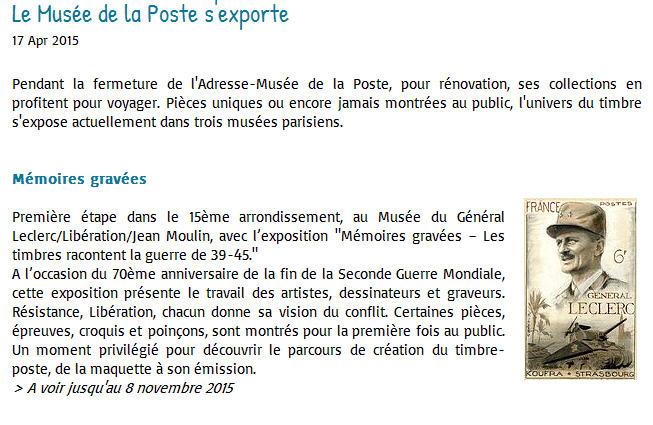 Exposition à Paris jusqu'au 8.11.2015 Exposi10