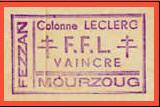 Fezzan 1949 F.F.L. colonne Leclerc Mourzoug Fezzan14