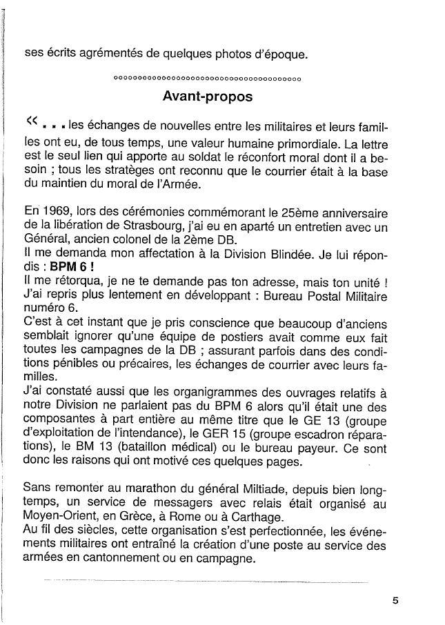Historique du BPM6 par André BRIOLLET Huchet11