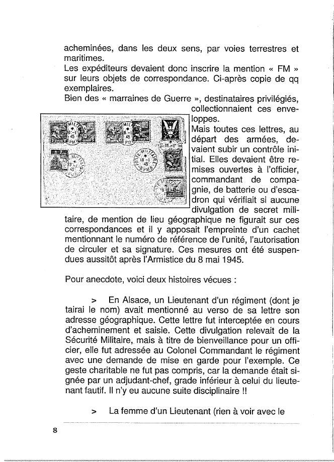 Historique du BPM6 par André BRIOLLET Huchet14